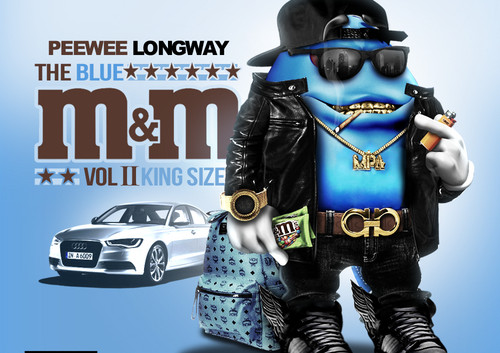 PeeWee Longway – The Blue M&M Vol 2 (King Size)