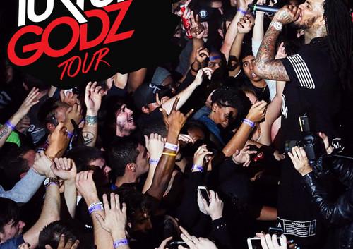 Waka Flocka – The Turn Up Godz Tour